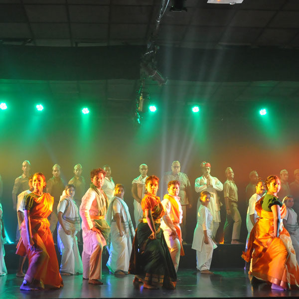 Indian Revival Group